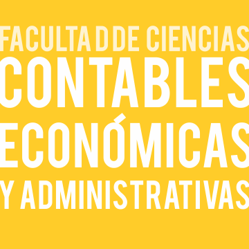 Facultad de Ciencias Contables/C Económicas y Administrativas