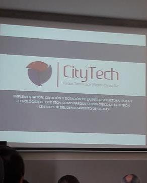 """La construcción del Parque Tecnológico """"City Tech"""" se iniciará en enero de 2017"""