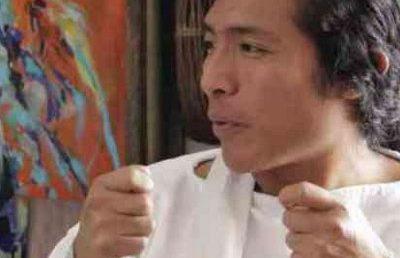 Luis Nivita Mamatacán, el indígena kogui que se graduó como abogado en la Universidad de Manizales