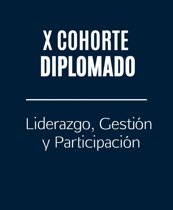 Diplomado: liderazgo, Gestión y Participación