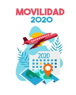 Convocatorias Movilidad 2020 Segundo Semestre