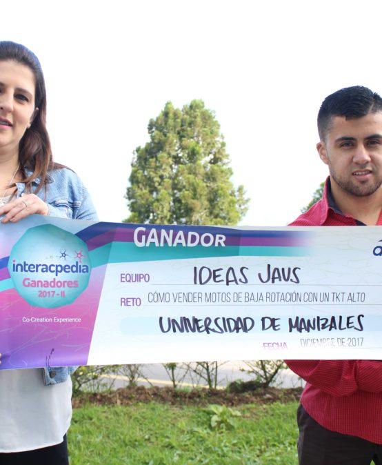 Estudiantes de Mercadeo resolvieron retos de Interacpedia
