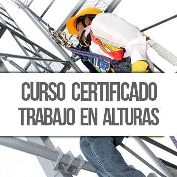 Trabajo en Alturas - Cursos Certificados