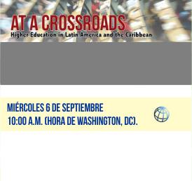 Conferencia: At a crossroads