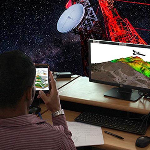 Maestría en Tecnologías de la Información Geográfica