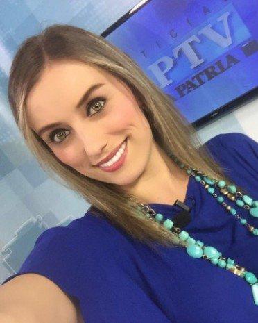 Manuela Callejas, el rostro informativo de LPTV