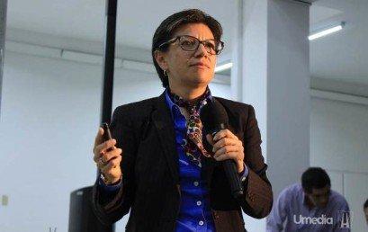 """""""Pasemos de la indignación a la acción"""": Claudia López"""