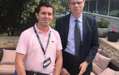 Profesor UManizales, ponente en Croacia