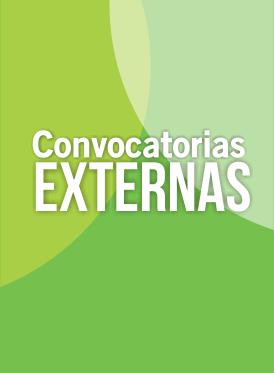 Convocatorias externas