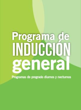 Programa de inducción general 2017-2