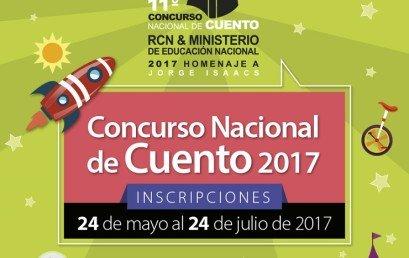 Comienza la convocatoria para las inscripciones al 11º Concurso Nacional de Cuento