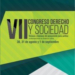 VII Congreso Derecho y Sociedad