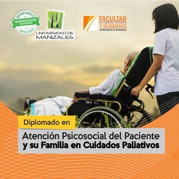 Diplomado en Atención Psicosocial del Paciente y su Familia en Cuidados Paliativos