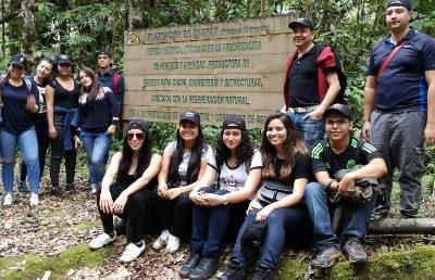 Estudiantes UManizales aprenden sobre derecho ambiental