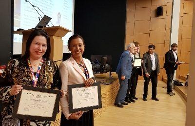 La UManizales recibe reconocimiento internacional por su aporte al emprendimiento y la innovación