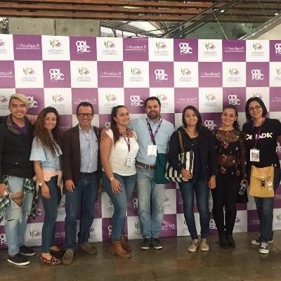 Umanizales hizo presencia en congreso colombiano de psicología