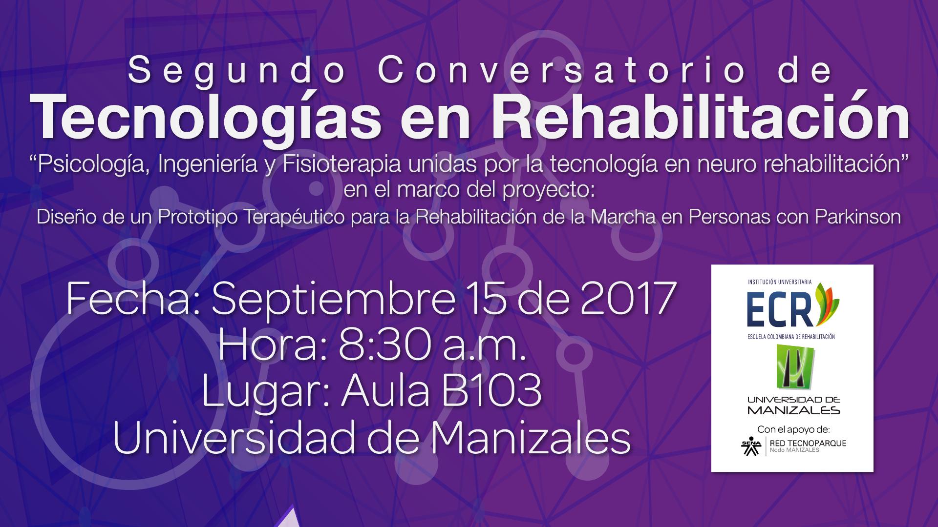 Tecnologías en rehabilitación