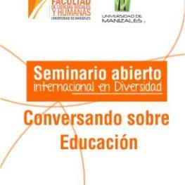 Seminario abierto internacional en Diversidad
