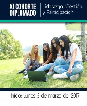 Diplomado en liderazgo y participación