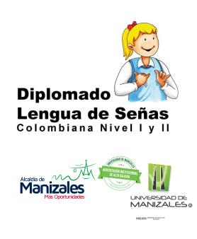 Diplomado lengua de señas