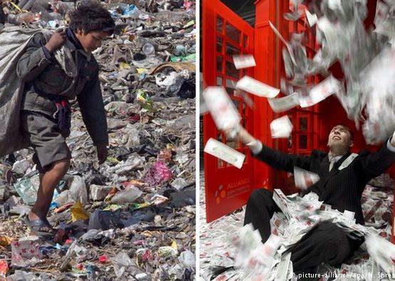 Desigualdad social: un problema global