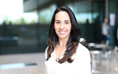 Una emprendedora colombiana en Arabia Saudita