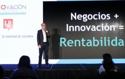 """""""Innovación"""" La mejor inversión para el desarrollo del país."""