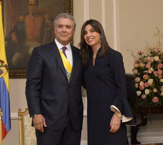 Presidente Iván Duque posesionó a María Victoria Angulo como Ministra de Educación