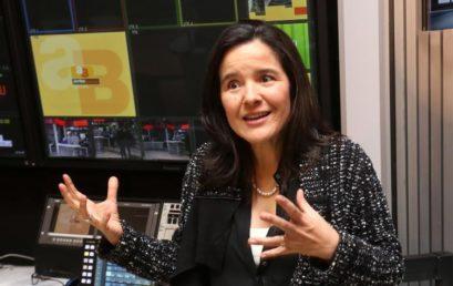'La tarea es que todos tengamos conectividad': ministra TIC