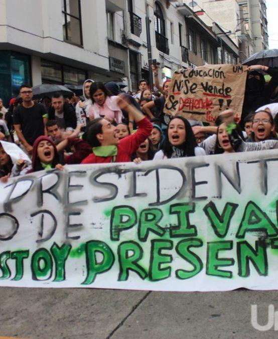 Educación superior en Colombia, un saldo en rojo