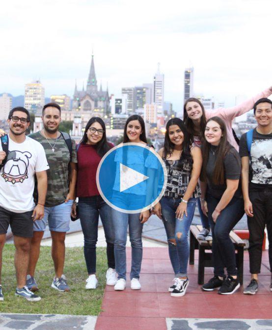 La UManizales recibe a sus estudiantes internacionales