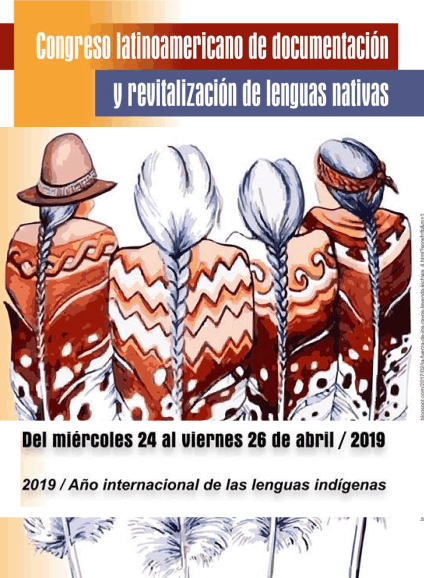 Congreso latinoamericano de documentación y revitalización de lenguas nativas