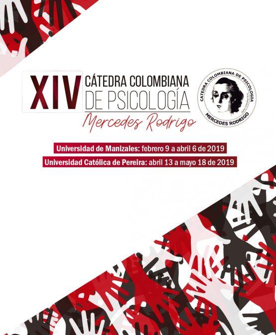 Cátedra Colombiana de Psicología Mercedes Rodrigo