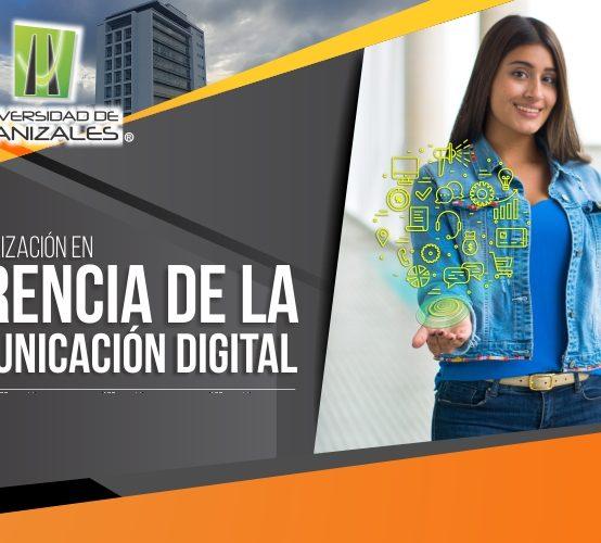 Primera especialización en gerencia de la comunicación digital de la región empieza a funcionar