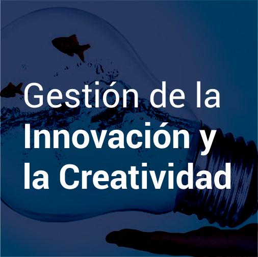 Diplomado en gestión de la innovación y la creatividad