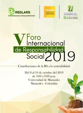 V Foro Internacional de Responsabilidad Social 2019