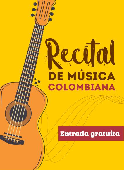 Recital de música Colombiana