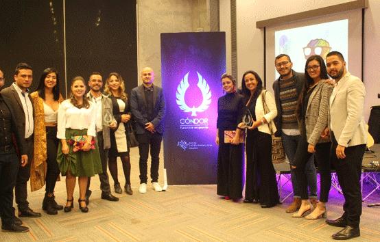 La UManizales ganó en dos categorías en los premios Cóndor