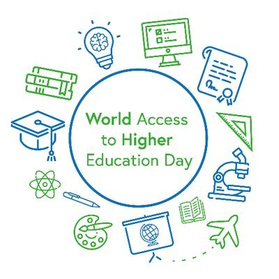 World Access to Higher Education Day is on Tuesday 26th November 2019