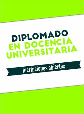 Diplomado en Docencia Universitaria 2020-1