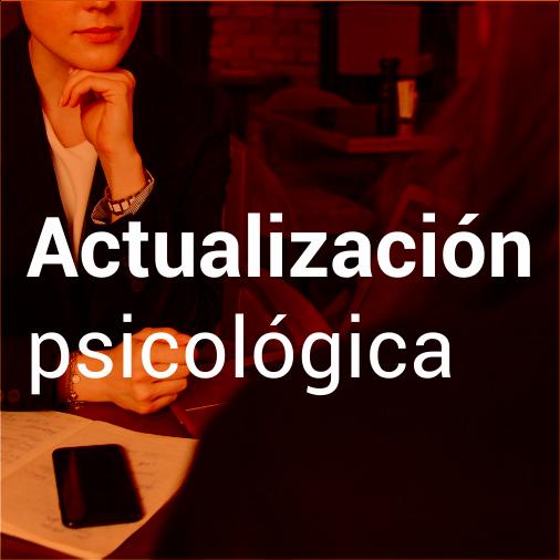 Diplomado en Actualización Psicológica