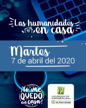 Martes 7 de abril del 2020