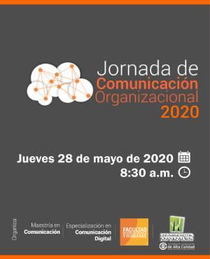 Jornada de comunicación organizacional 2020