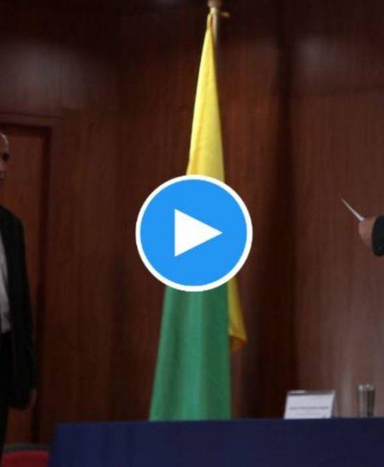 Duván Emilio Ramírez Ospina inicia como rector de la UManizales