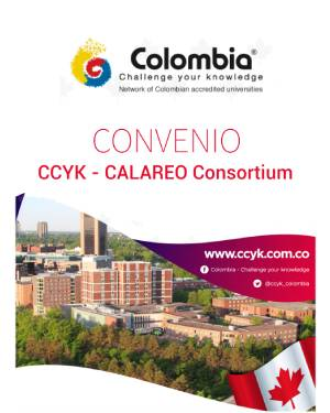 Convenio CCYK-CALAREO Consortium