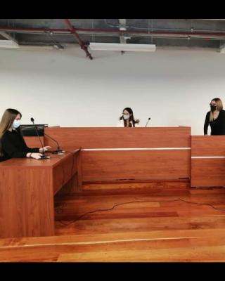 El Consultorio Jurídico de la Umanizales brinda apoyo jurídico frente a las actuaciones y denuncias provenientes de las movilizaciones sociales