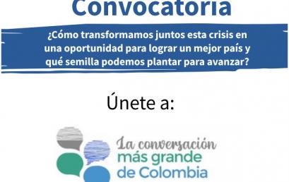 La conversación mas grande de Colombia