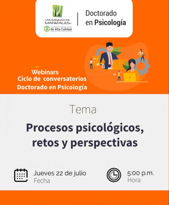 Procesos psicológicos, retos y perspectivas